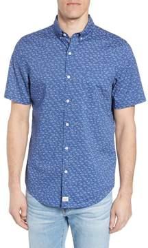 Vineyard Vines Mini Seagulls Murray Slim Fit Sport Shirt