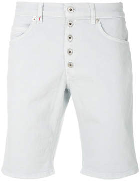 Dondup fitted denim shorts