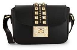 Mario Valentino Yasmine Rockstud Leather Crossbody Bag