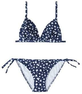 MANGO Stars print bikini