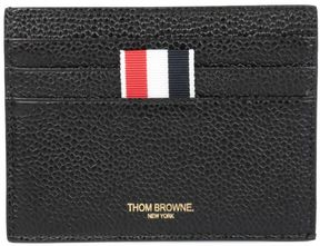 Thom Browne Grain Leather Card Holder