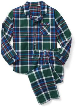 Gap Plaid flannel classic PJ set