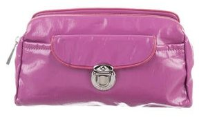 Marc Jacobs PVC Cosmetic Case