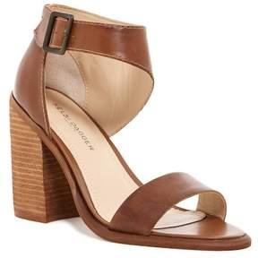 Kelsi Dagger Brooklyn Mayfair Vintage Leather Block Heel Sandal