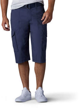 Lee Loose Fit Canvas Cargo Shorts
