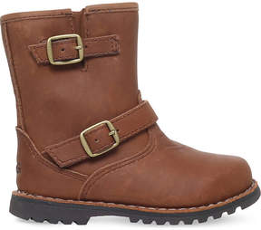 UGG Harwell leather boots 2-7 years