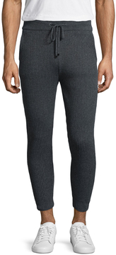 Lot 78 Lot78 Men's Ribbed Knit Pants