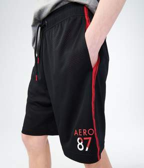 Aeropostale Aero 87 Mesh Athletic Shorts