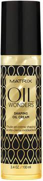 Biolage MATRIX Matrix Oil Wonders Shaping Hair Oil Cream - 3.4 oz.