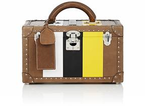 Ghurka Men's Leather Beauty Case