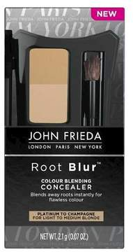 John Frieda Root Blur Instant Root Concealer Platinum To Champagne 2.1g