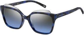 Marc Jacobs Square Capped Acetate Sunglasses