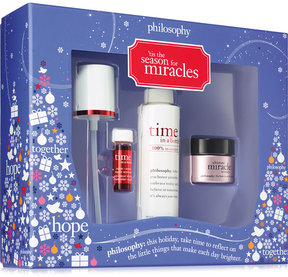 philosophy 3-Pc. 'Tis The Season For Miracles Gift Set