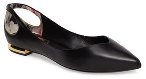 Ted Baker Women's Dabih Pointy Toe Flat