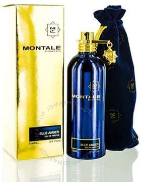 Montale Blue Amber EDP Spray 3.3 oz (100 ml) (u)