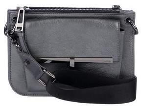 Botkier Metallic Leather Crossbody Bag