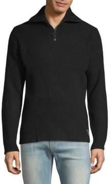 Scotch & Soda Ribbed Pullover