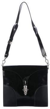Proenza Schouler Spazzolato Shoulder Bag