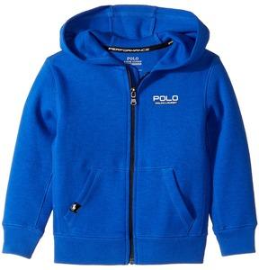 Polo Ralph Lauren Kids - Tech Fleece Full Zip Hoodie Boy's Sweatshirt