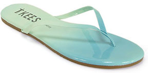 TKEES Blends - Leather Thong Sandal