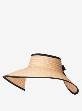 Dorothy Perkins Natural Visor Hat