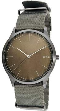 Skagen Men's Jorn SKW6366 Grey Cloth Quartz Fashion Watch