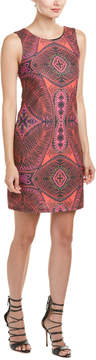 Custo Barcelona Printed Sheath Dress