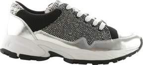 Jil Sander Navy Rosen Sneaker (Women's)