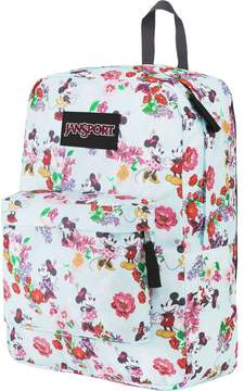 JanSport Disney SuperBreak Blooming Minnie 25L Backpack