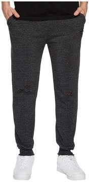 Alternative Super Distressed Eco Fleece Dodgeball Pants Men's Fleece