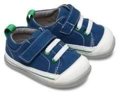 See Kai Run Baby's Stevie II Canvas Sneakers