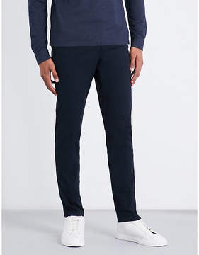 Boss Black Casual Slim-fit stretch-cotton chinos