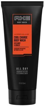 Axe Cool Charge Iced Mint Body Wash - 12oz