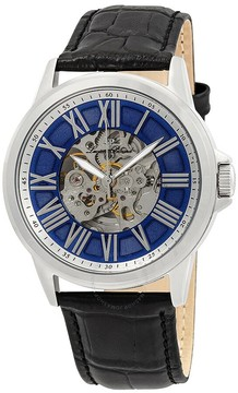Lucien Piccard Calypso Automatic Blue Dial Men's Watch