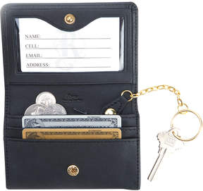 Royce Leather Men's Leather Credit Card Wallet