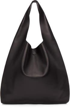 Maison Margiela Black Classic Leather Tote