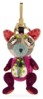 Burberry Fox Bag Charm