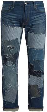 Junya Watanabe X Levis patchwork-detailed jeans