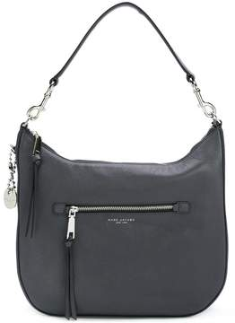 Marc Jacobs 'Recruit' hobo shoulder bag - GREY - STYLE