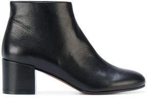 L'Autre Chose low ankle boots
