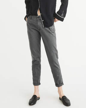 Abercrombie & Fitch Low Rise Chino Pants