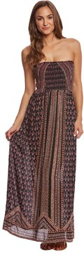 Angie Smock Maxi Dress 8163190