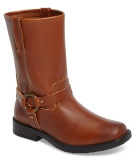 Frye Girl's Harness Engineer Boot