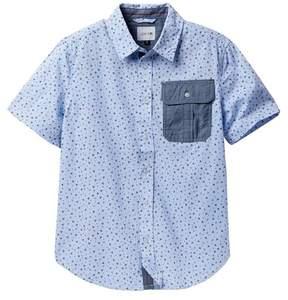 Joe's Jeans Channing Printed Shirt (Big Boys)