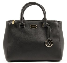 Michael Kors Womens Handbag Kellen. - BLACK - STYLE
