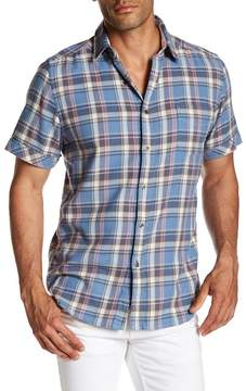 Gilded Age Houston Short Sleeve Classic Tapered Fit Shirt