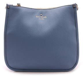 Kate Spade Rose Cloud Hanlie Philmont Lane Leather Crossbody Bag