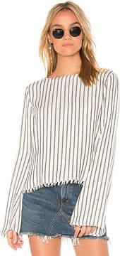 Bella Dahl V Back Pullover Top