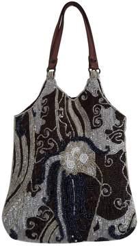 Jamin Puech Multicolour Glitter Clutch Bag