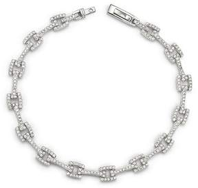 Bloomingdale's Diamond Link Bracelet in 14K White Gold, 1.50 ct. t.w. - 100% Exclusive
